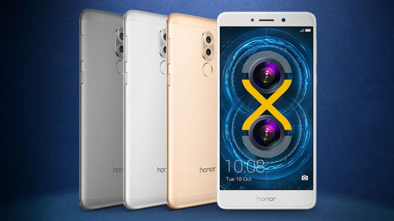 Honor 6X PRO OR pas cher