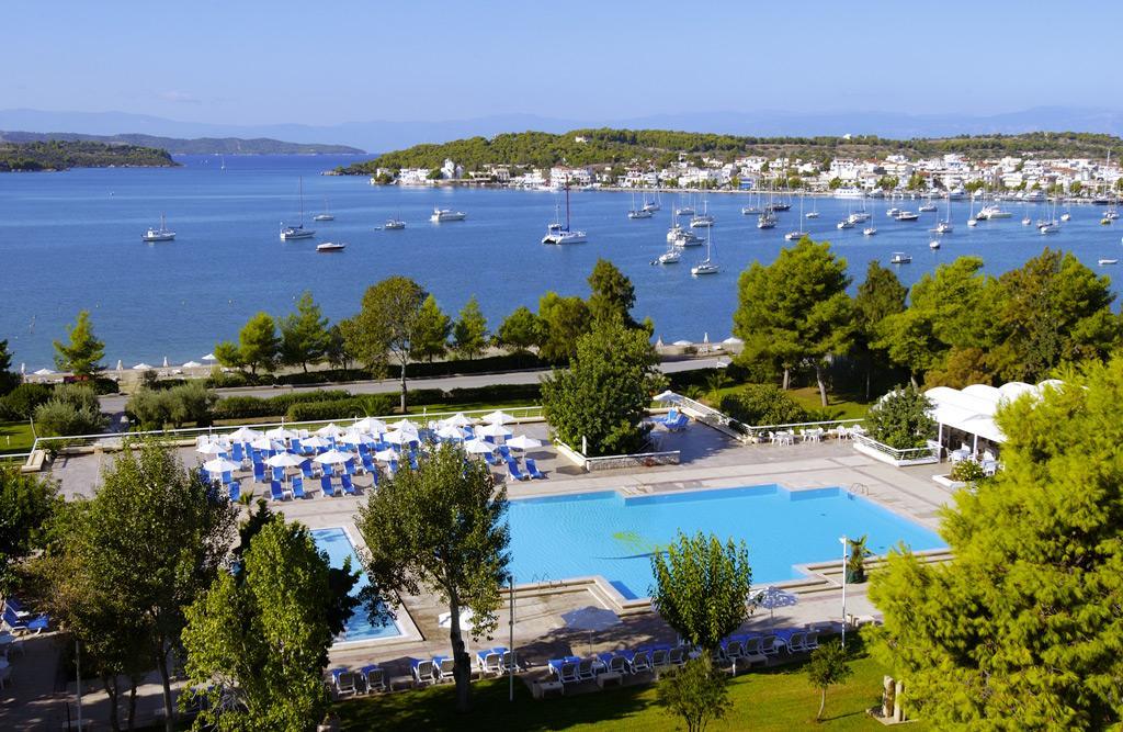 Hôtel Aks Porto Heli 4* à Porto Helii en Grèce