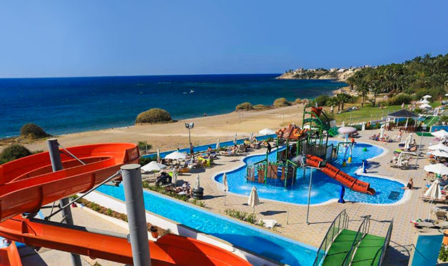 Hôtel Aquasol Holiday Village and Water Park 4* Paphos à Chypre Lastminute