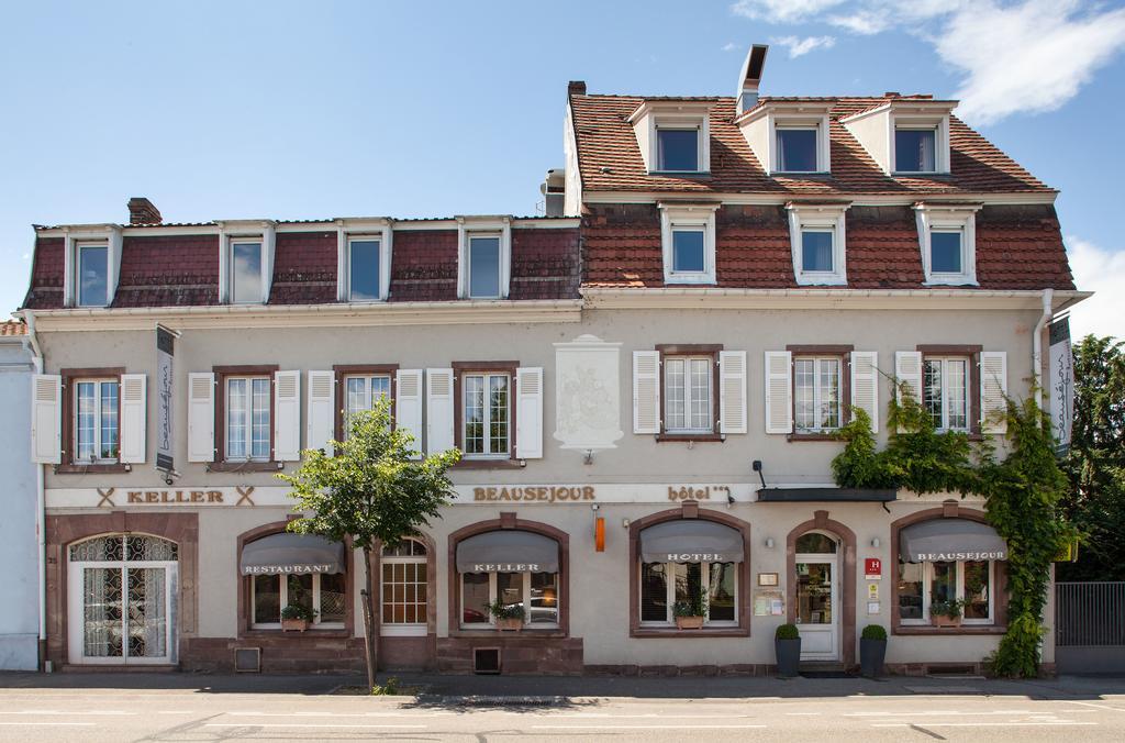 Hotel Beauséjour à Colmar