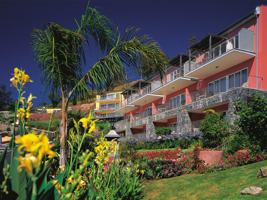 Hôtel Cabo Girao 4* à Camara De Lobos à Madère