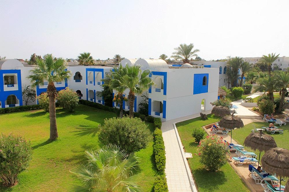 Hôtel Cedriana 3* à Djerba Island en Tunisie