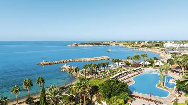 Hotel Coral Beach Chypre