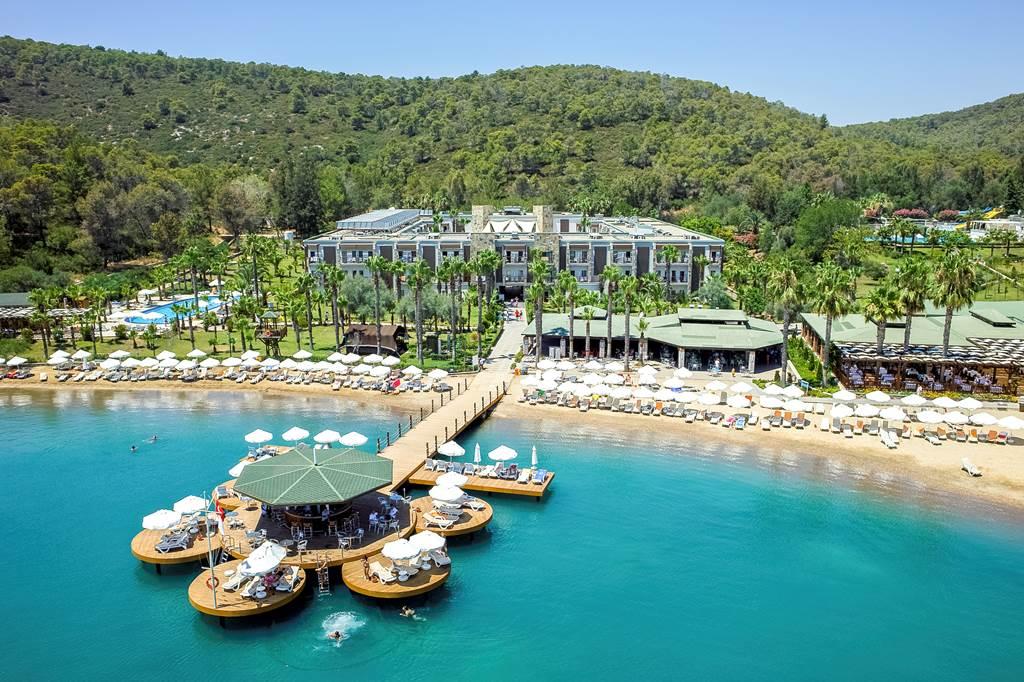 Séjour Hôtel Crystal Green Bay Resort 5* à Guvercinlik en Turquie