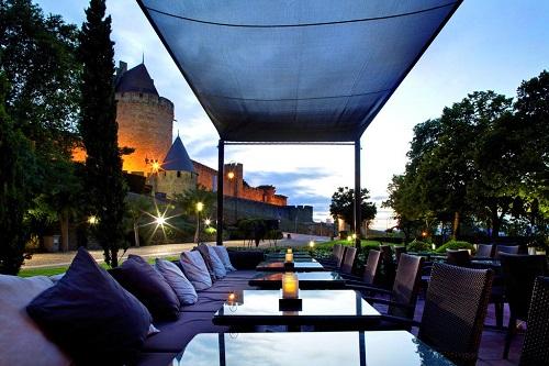 Hotel du Chateau & SPA Carita à Carcassonne
