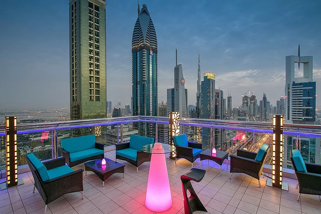 Hôtel Four Points by Sheraton Sheikh Zayed Road 4*