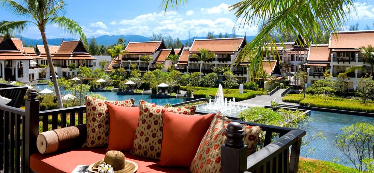 Hôtel JW Marriott Khao Lak 5* TUI à Khuk Khak en Thailande