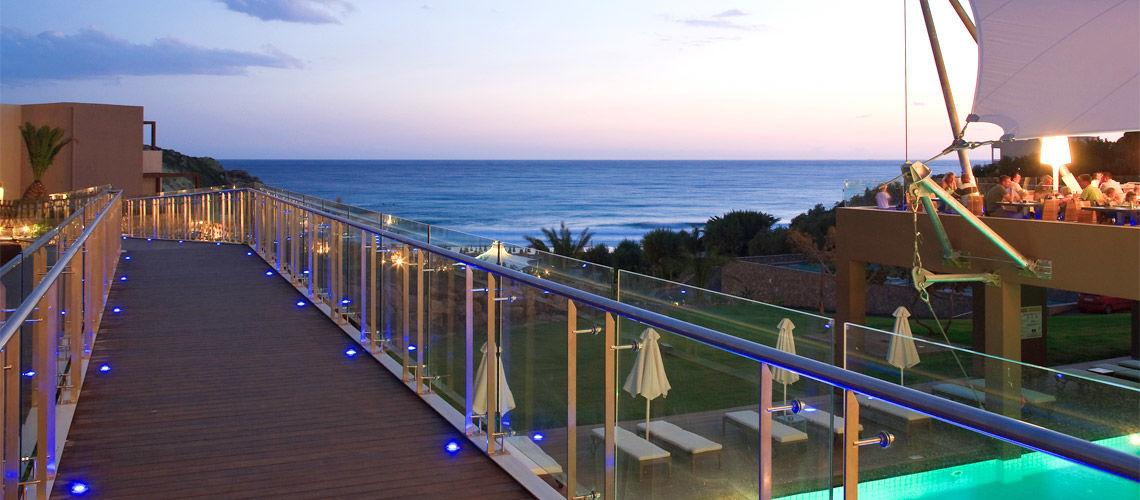 Hôtel Kappa Club Mikri Poli 5* à  Makry-Gialos en Crète