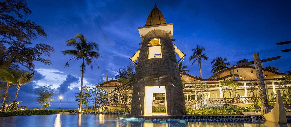 Hotel Kappa Club Thai Beach Resort 5* à Khao Lak en Thaïlande