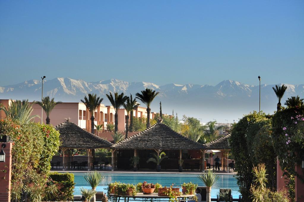 Hôtel Kenzi Menara Palace 5* à Marrakech au Maroc