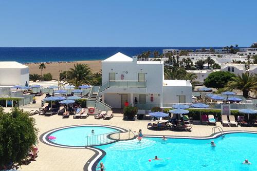 Hôtel Lava Beach 5* Lanzarote aux Île Canaries