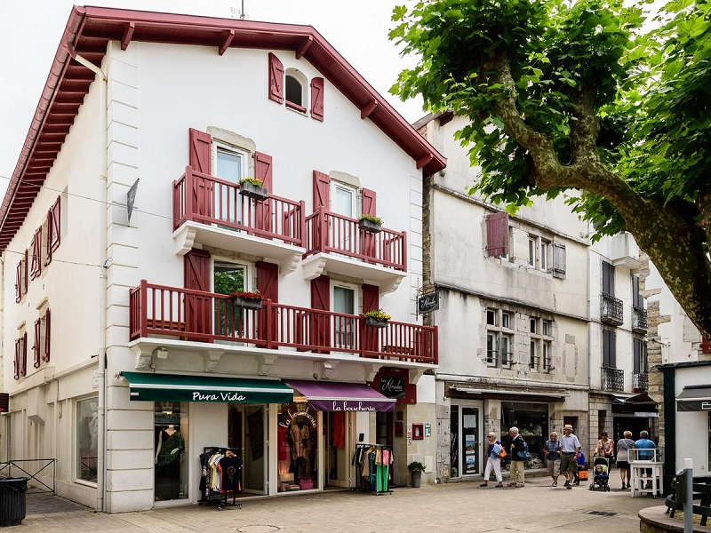 Hôtel Les Almadies à Saint-Jean-de-Luz
