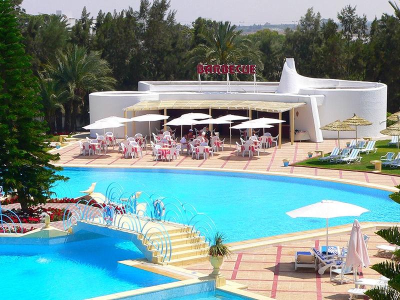 Hôtel Liberty Resort 4* à Monastir en Tunisie