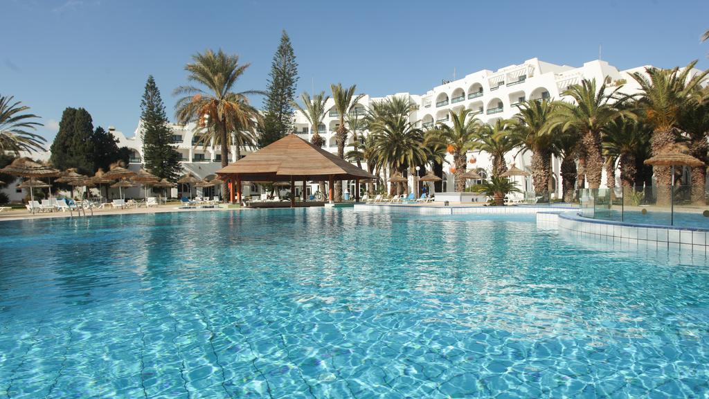 Hôtel Marhaba Beach 4* Sousse en Tunisie Lastminute