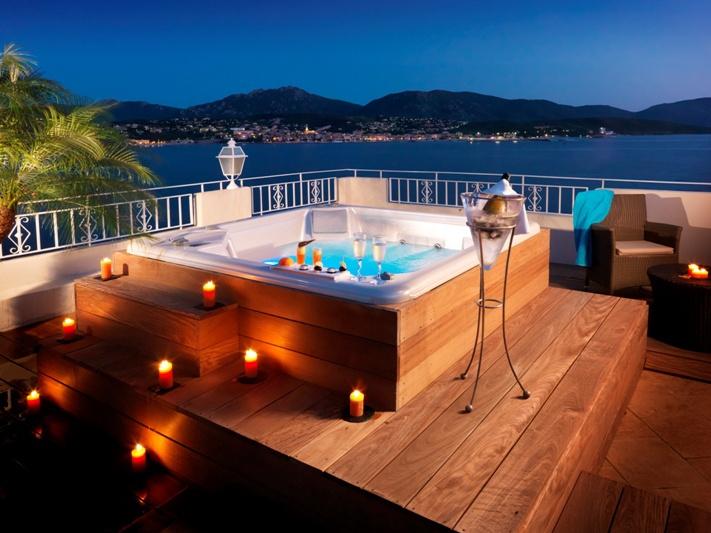 Hôtel Marinca & Spa 5* à Olmeto en Corse