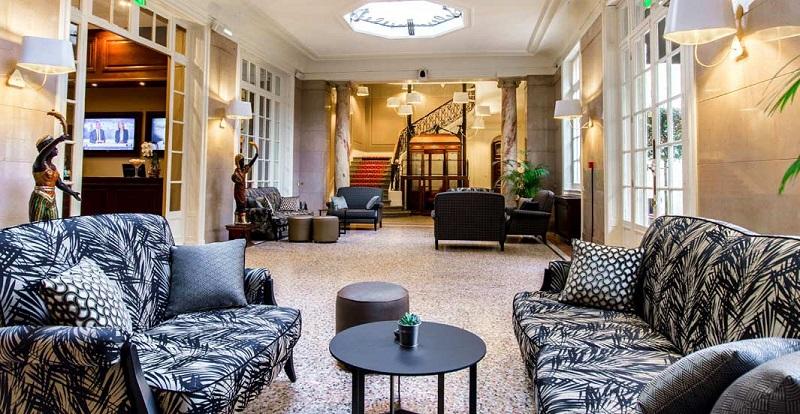 Hotel Oceania Le Métropole à Montpellier