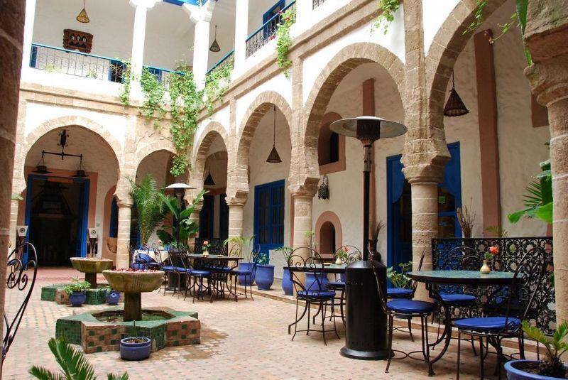 Hôtel Riad Al Madina 3* TUI à Essaouira au Maroc