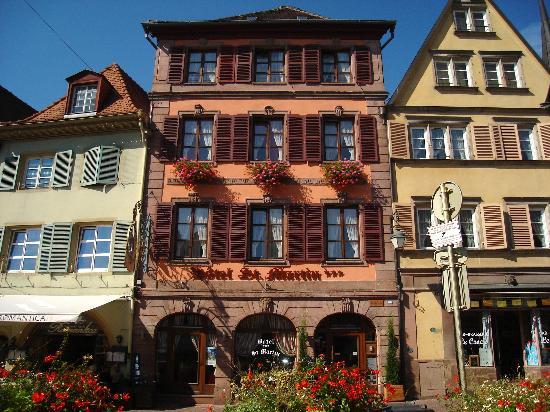 Hotel Saint Martin à Colmar