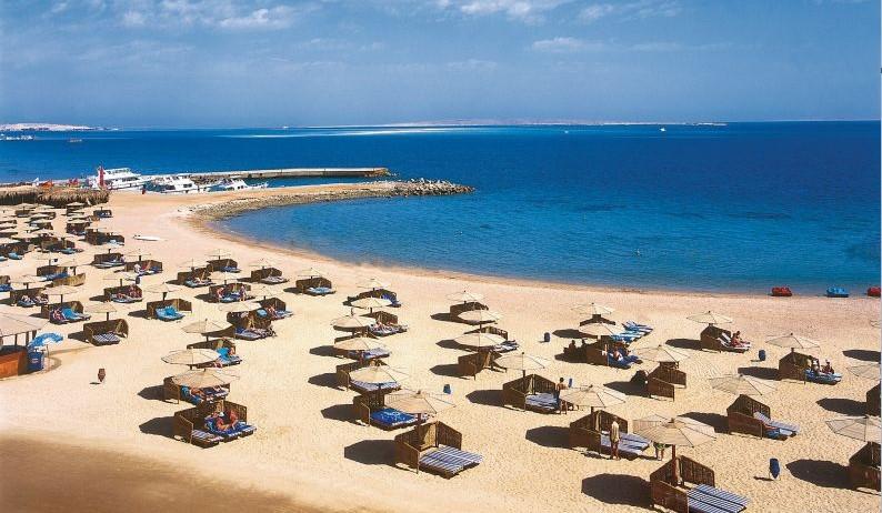 Hôtel Three Corners Sunny Beach 4* à Hurghada en Egypte