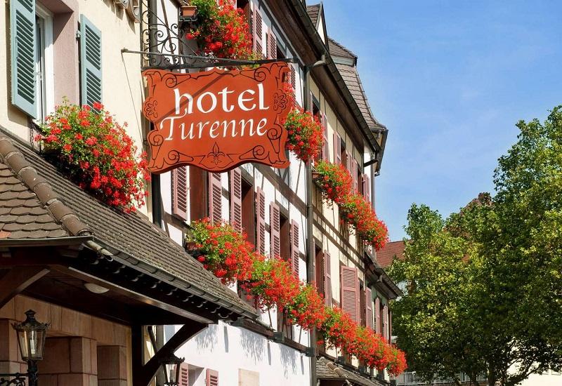Hotel Turenne à Colmar