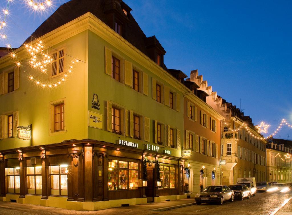 Le Rapp Hotel à Colmar