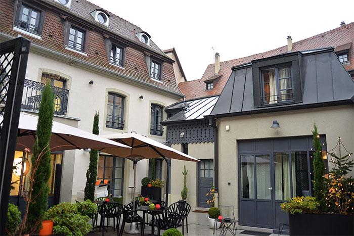 Hotel Quatorze à Colmar