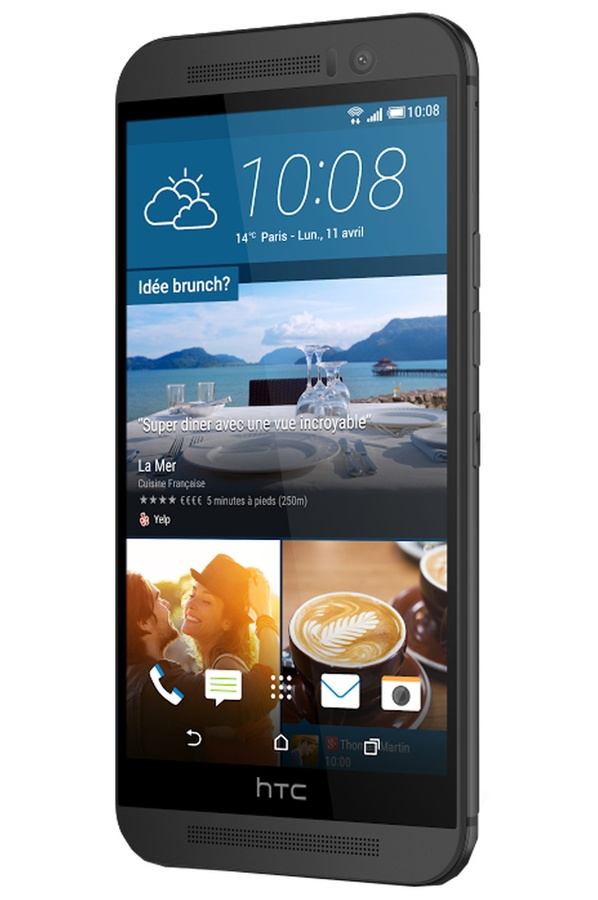 Htc ONE M9 PHOTO EDITION NOIR - Smartphone Mistergooddeal