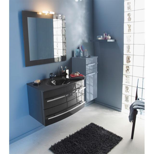 Meuble de salle de bains castorama meubles deliss 80 cm prix 24900 euros