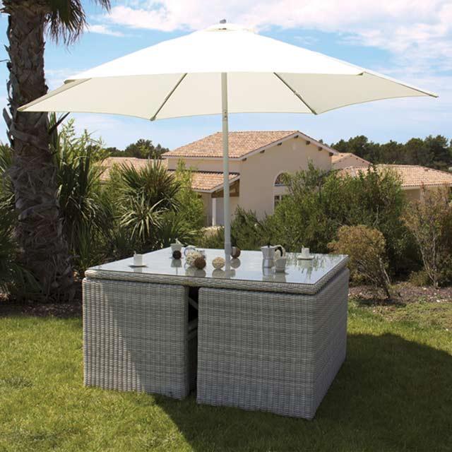 Best Salon De Jardin En Resine Tressee Castorama de Design   Idées