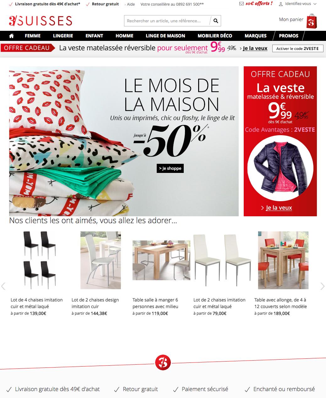 Achat High Suisses Tech 3 Aux Du Catalogue Boutique Yfy6b7g