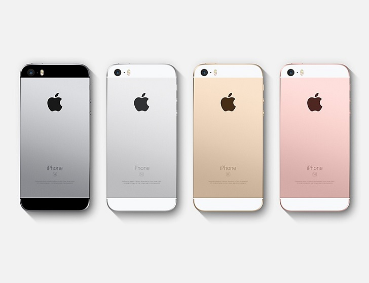 Apple iPhone SE 32 Go 4