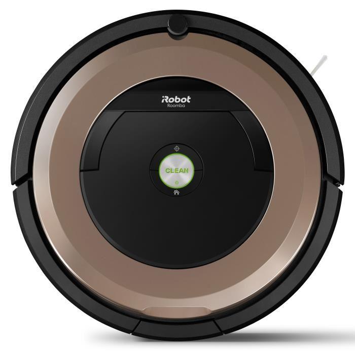 iROBOT Roomba 895 Aspirateur robot pas cher - Black Friday Aspirateur robot Cdiscount