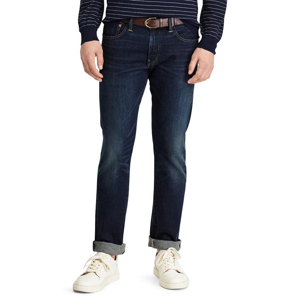 Jean slim droit Varick Polo Ralph Lauren - Jeans Homme Ralph Lauren ... 2a01d06f55f7