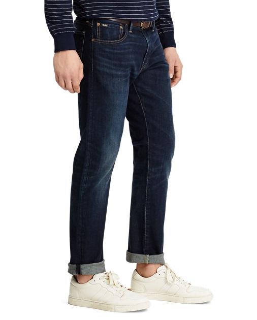 Jean slim droit Varick Polo Ralph Lauren pour Homme