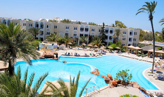 s jour pas cher lastminute djerba tunisie hotel joya paradise 4. Black Bedroom Furniture Sets. Home Design Ideas
