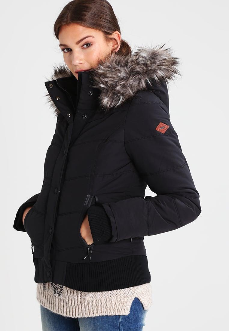khujo goslar veste d 39 hiver black doudoune femme zalando. Black Bedroom Furniture Sets. Home Design Ideas