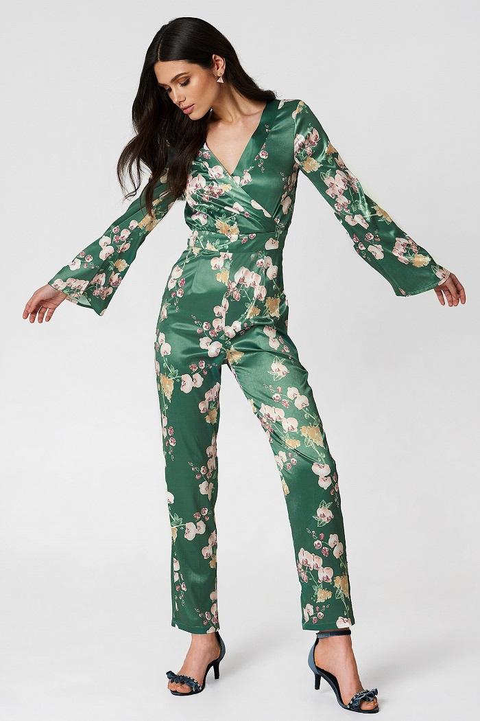 Kimono Jumpsuit Hannalicious x NA-KD