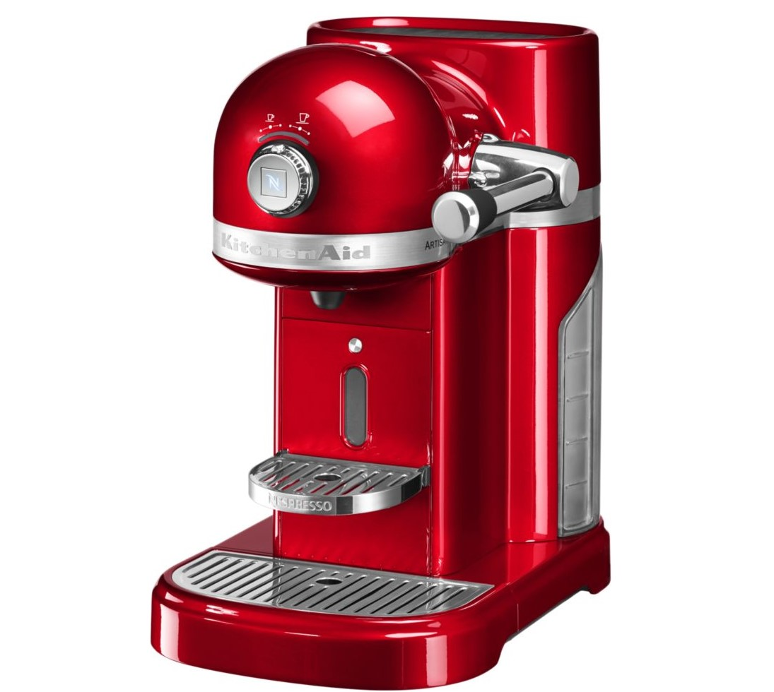 Kitchenaid 5KES0503EER/5 Rouge Empire Nespresso