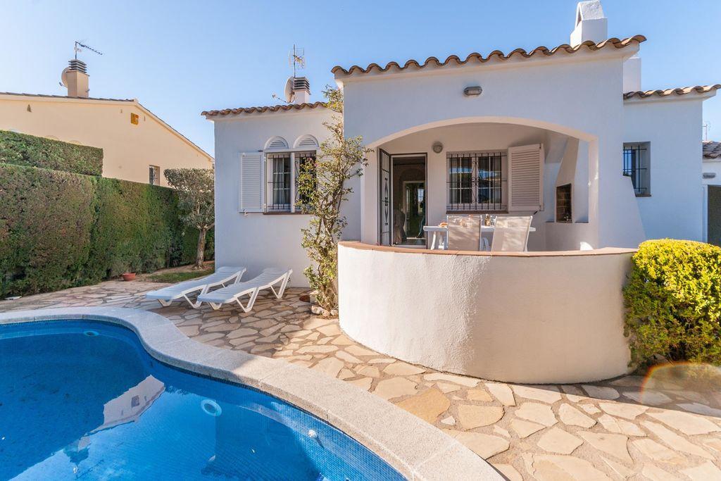 Location Maison de vacances L'Escala Costa Brava 6 personnes en Espagne