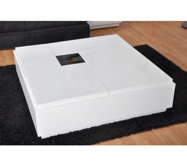 photo table basse relevable carrefour