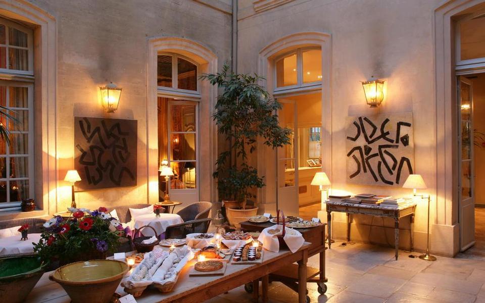 La Mirande Hotel à Avignon