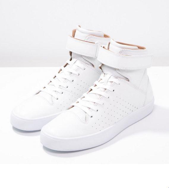 13c8064677 Lacoste TAMORA Baskets montantes white, Baskets Femme Zalando ...