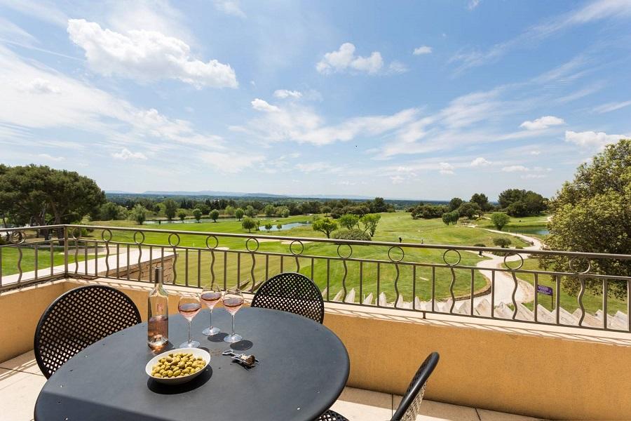 Le Domaine de Provence Country Club à Saumane-de-Vaucluse dans le Vaucluse