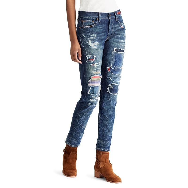Ralph Lauren Avery Jean Femme Boyfriend Polo Jeans eE2IWH9DYb
