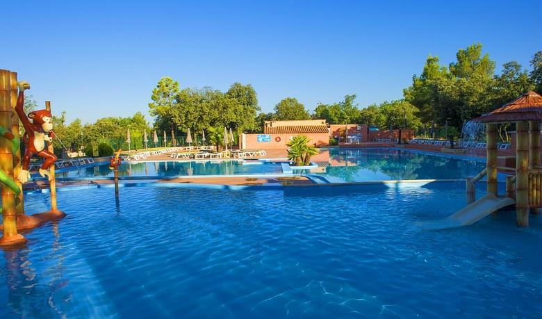 Camping homair sur iziva for Camping verdon piscine
