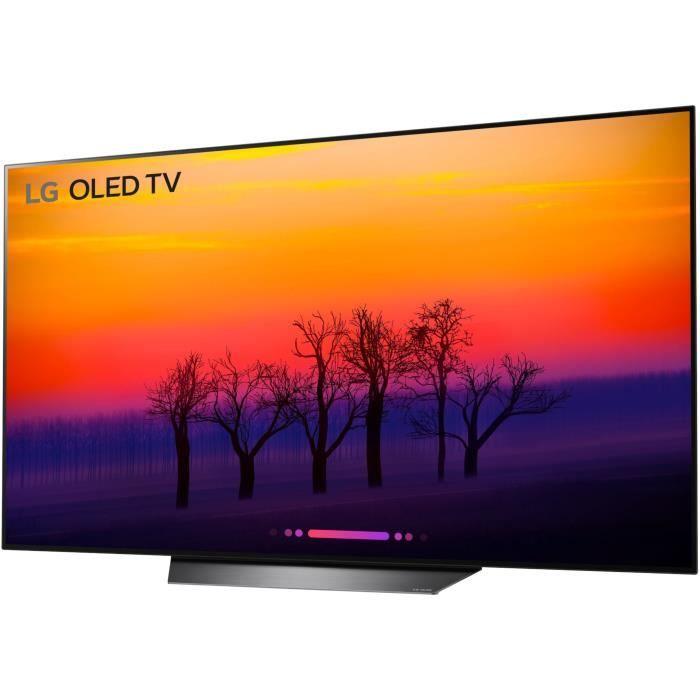 LG 65B8 TV OLED UHD 4K HDR 164 cm