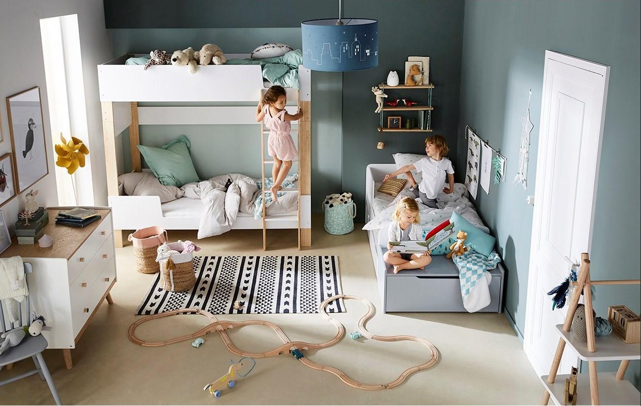 Last meubles lits superpos s slim pas cher lits superpos s mistergooddeal - Lits superposes vertbaudet ...