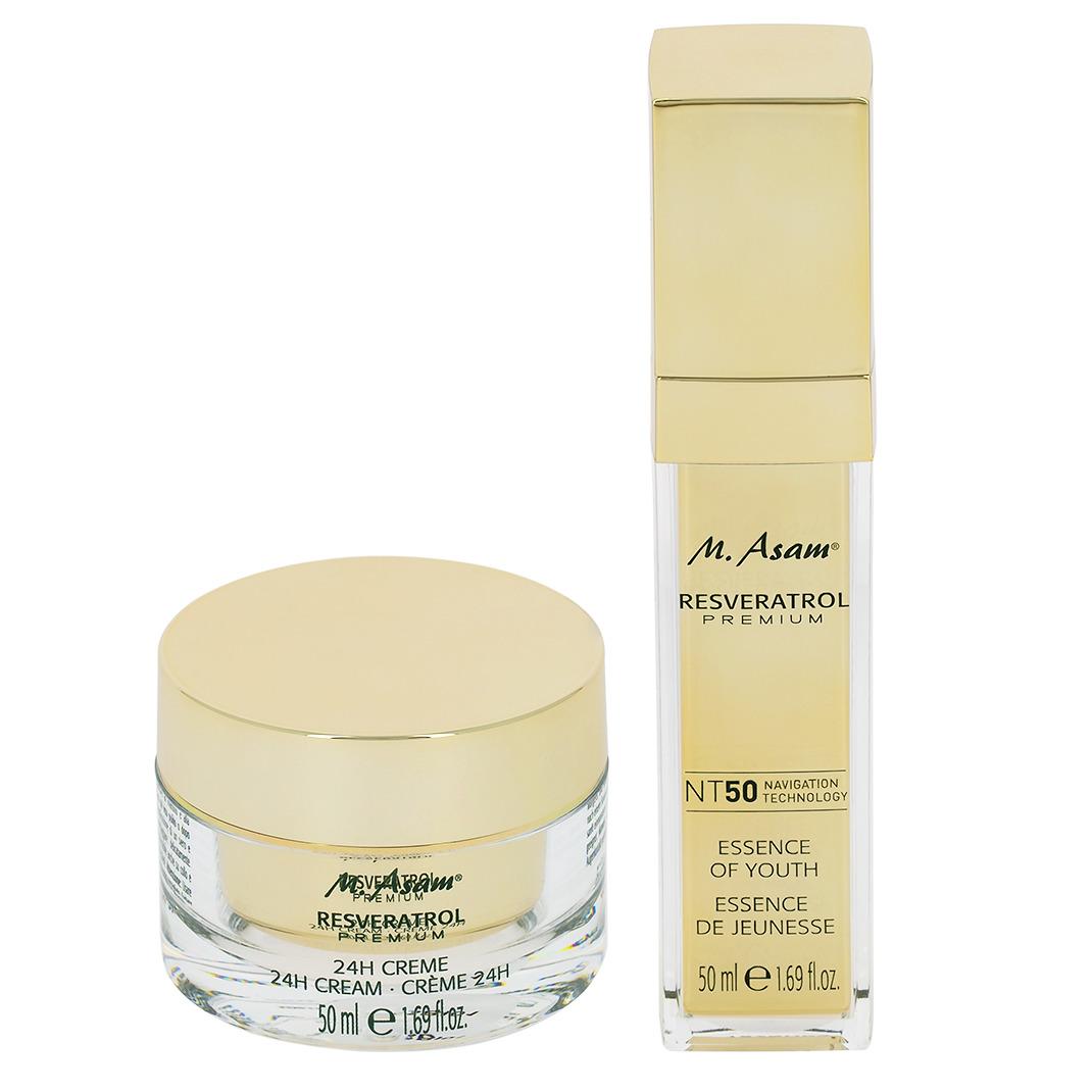 M ASAM Cure RP50 Premium + Ampoules Cure Anti-Age