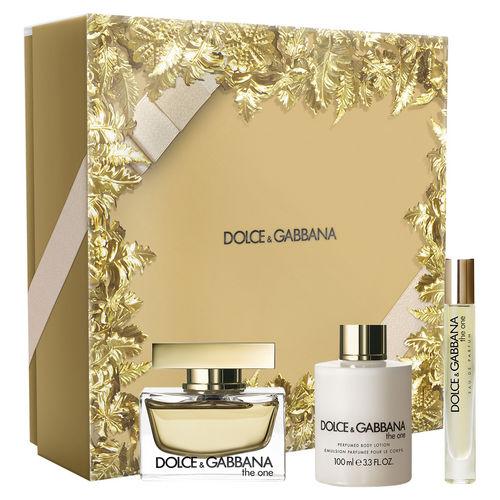 56cd92ba5b36 The One Coffret Eau de Parfum de Dolce Gabbana - Coffret Sephora ...