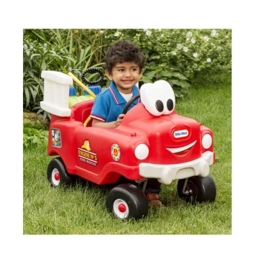 Ma voiture camion de pompier Little Tikes